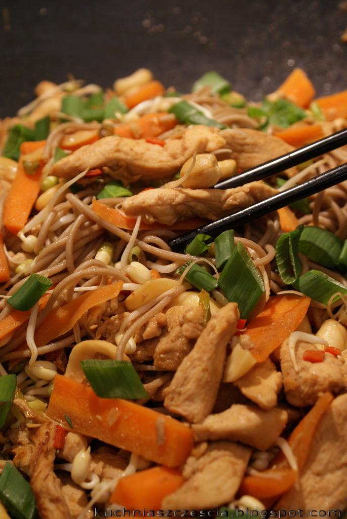 Kurczak Po Chińsku Kuchnia Szczęścia